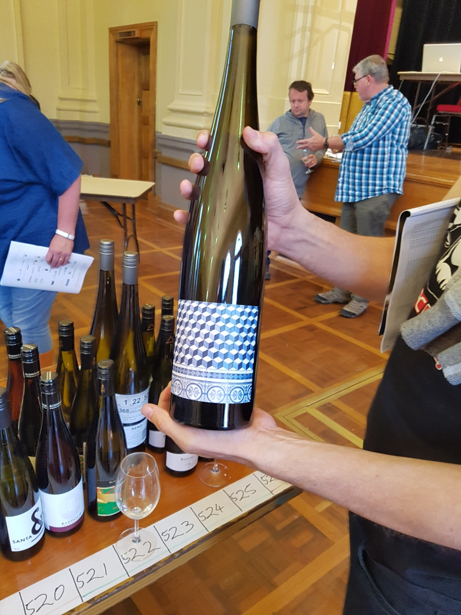 ...at the Canberra International Riesling Challenge, where Riesling dreams come true...